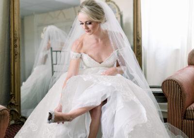 Michael and Valerie's wedding